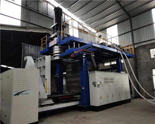 25-100l blow molding machine